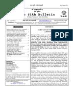 Bulletin 7&8, 2011