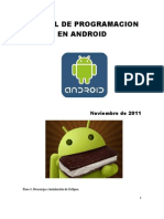 Manual de Programacion en Android