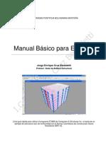 71087357 Manual Basico Para Etabs Julio2011
