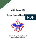 Troop 174 Handbook