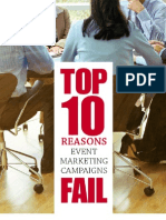 Top 10 Reasons Dinner Events Fail (2)