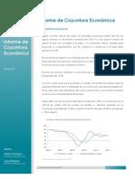 Informe de coyuntura económica Octubre 2011