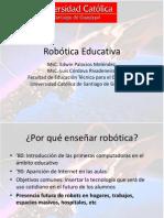 Robótica Educativa-Casa Abierta