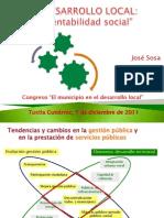Agenda económica local