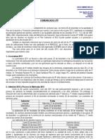 COMUNICADO Nº3 UTP finalización año escolar 2011 Apoderados
