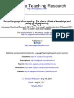 Language Teaching Research 2011 Zyzik 413 33