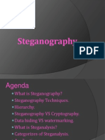 Steganography SemiFinal