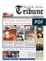 South Asia Tribune weekly UK