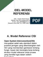 Model Model Referensi