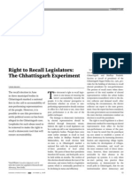 right to recall