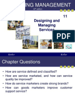 Chapter 11 Designing and Managing Services