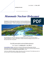 Man-Made Nuclear Holocaust