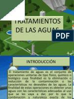 Tratamiento de Las Aguas(Tec III)