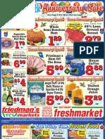 Friedman's Freshmarkets - Weekly Ad - December 15 - 21, 2011