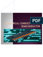 Electrical Conductivity of Semiconductor
