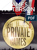 Private Games by James Patterson Sample Chapter