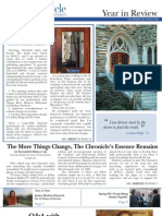 Duke Chronicle Fall 12 Year in Review