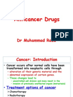 Anticancer Drugs Classification