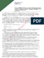 Legea Sistemului de Pensii 263 - 2010