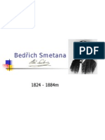 Bedřich Smetana (Skaidres darė Jonas Markevičius)