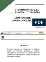 Modulo Politico-juridico Para Facilitadores