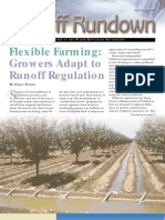 Spring 2005 California Runoff Rundown Newsletter