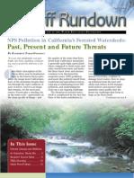 Fall 2006 California Runoff Rundown Newsletter