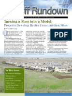 Spring 2007 California Runoff Rundown Newsletter