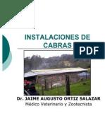 5. INSTALACIONES DE CABRAS