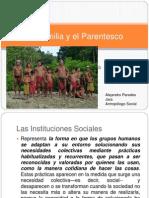 La Familia Como Institucion Sociocultrual