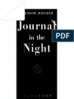 Theodor Haecker - Journal in the Night