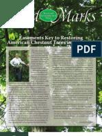 Fall - Winter 2011 Land Marks Newsletter, Maryland Environmental Trust