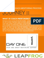 The Journey Coach-mentoring Process