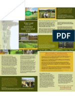 Maryland Environmental Trust Brochure