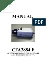 Manual CFA2884