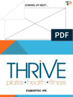 Thrive Final PPT