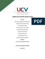Jabon Con Aceite Reciclado
