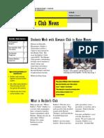 Builders Club Newsletter Web