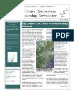 Winter 2006 Maryland Bay Grasses Newsletter