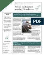 Fall 2006 Maryland Bay Grasses Newsletter