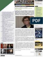 Lien Multimedia [Rapport de la SODEC sur le numérique] Québec fait montre de sérieux, croit Jean-Robert Bisaillon