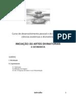 Iniciacao as Artes Divinatorias a Geomancia