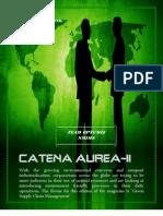 Catena AureaII