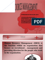 Hrm Terms Ppt