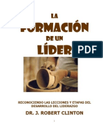 j Robert Clinton Formacion de Un Lider