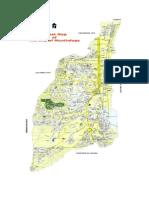 Map of Muntinlupa City