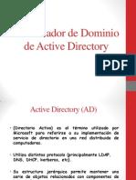 Control Ad Or de Dominio de Active Directory