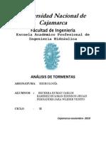 ANALISIS DE TORMRNTASww