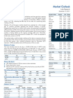 Market Outlook 15th December 2011