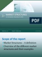 MAC601 Market Structures November 19 Michelle Cecilio
